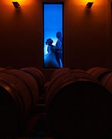 Mariage et vins de Provence au Château Saint Hilaire