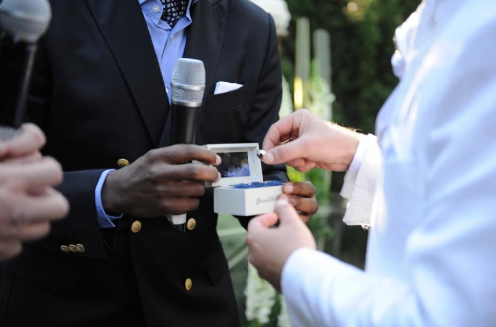 Mariages de même sexe, cérémonie et décoration sur mesure