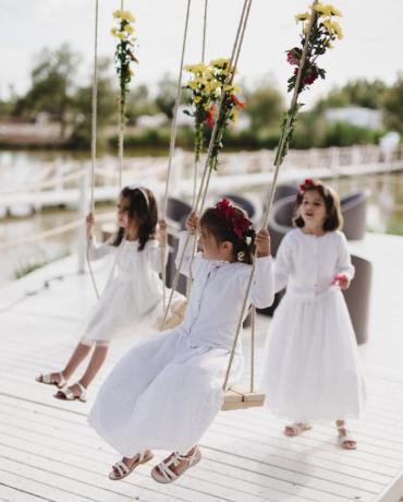 Baptême sur mesure de A à Z, nos prestations personnalisées