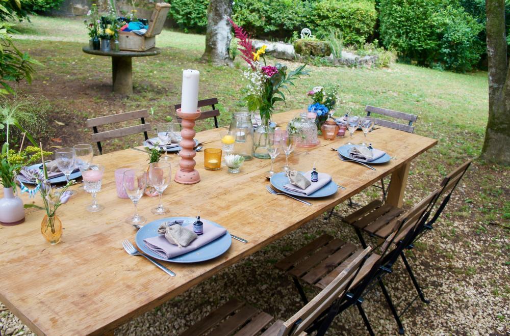 décoration brunch mariage
