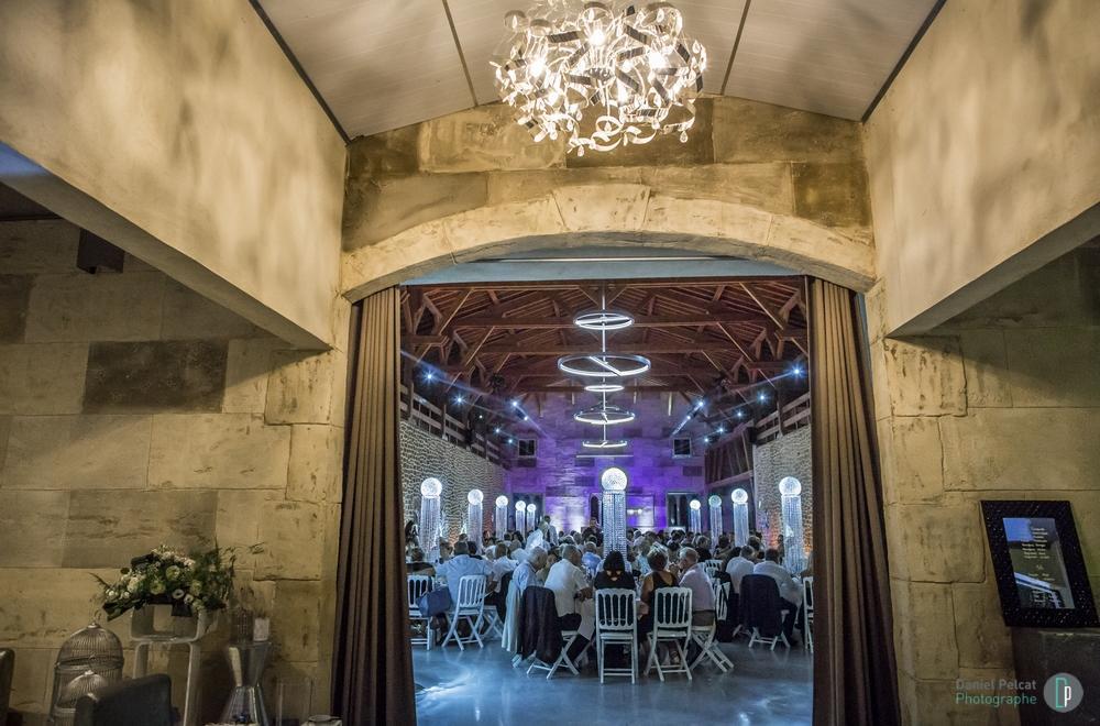 Un mariage au Chateau de Roquefeuille