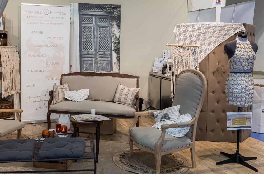 mobilier salon lounge mariage