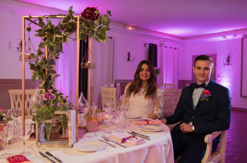 décoration mariage Provence