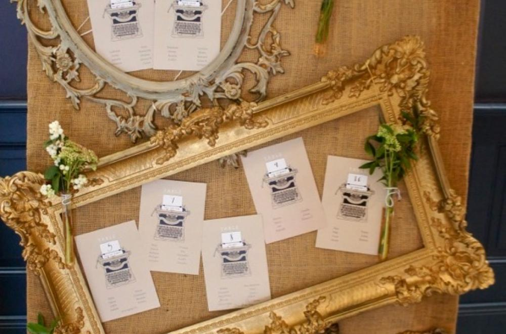 un mariage au Riviera, bohème, orangé