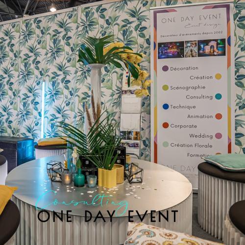 One Day Event Consulting, des prestations pour nos partenaires événementiels.