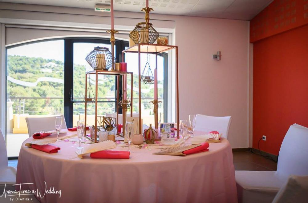 Le Pavillon de Frégate, mariage entre vignes et mer