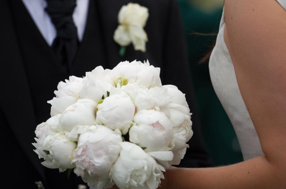 un mariage à Val Joanis