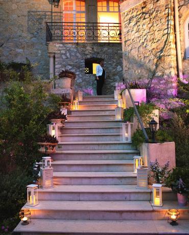 Ambiance générale, aménagement et décoration des extérieurs