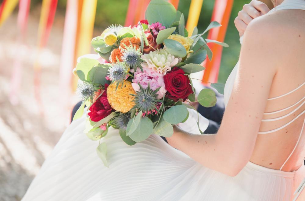 décoration mariage chateau grand boise