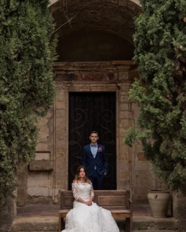Abbaye de Sainte Croix, havre de paix pour un mariage en Provence