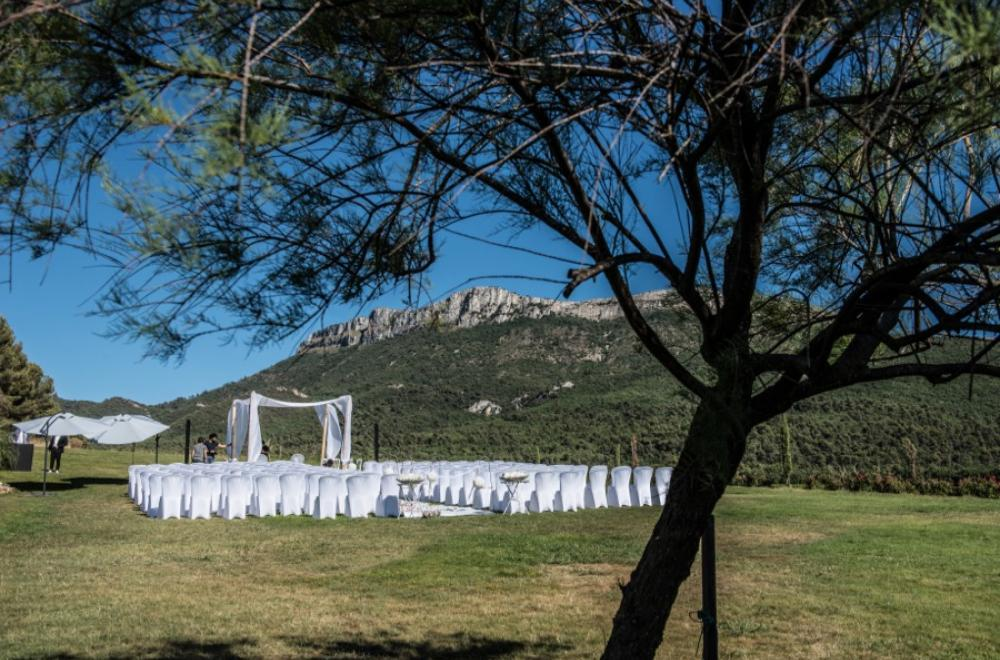 Mariage Chateau de Roquefeuille