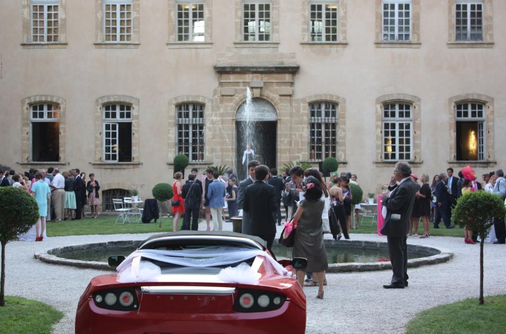 Décoration Mariage Chateau