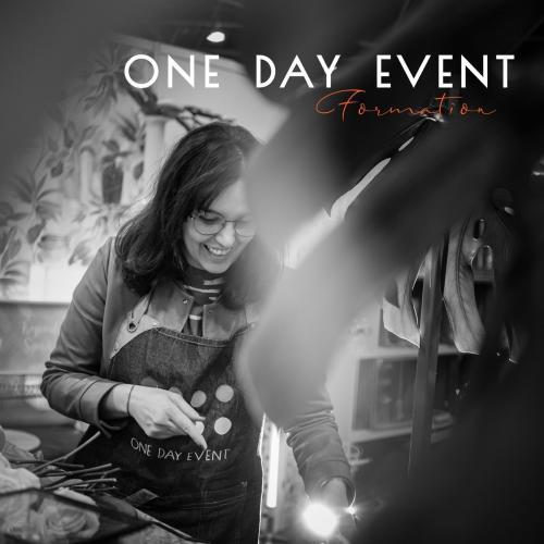 One Day Event Formation en décoration événementielle