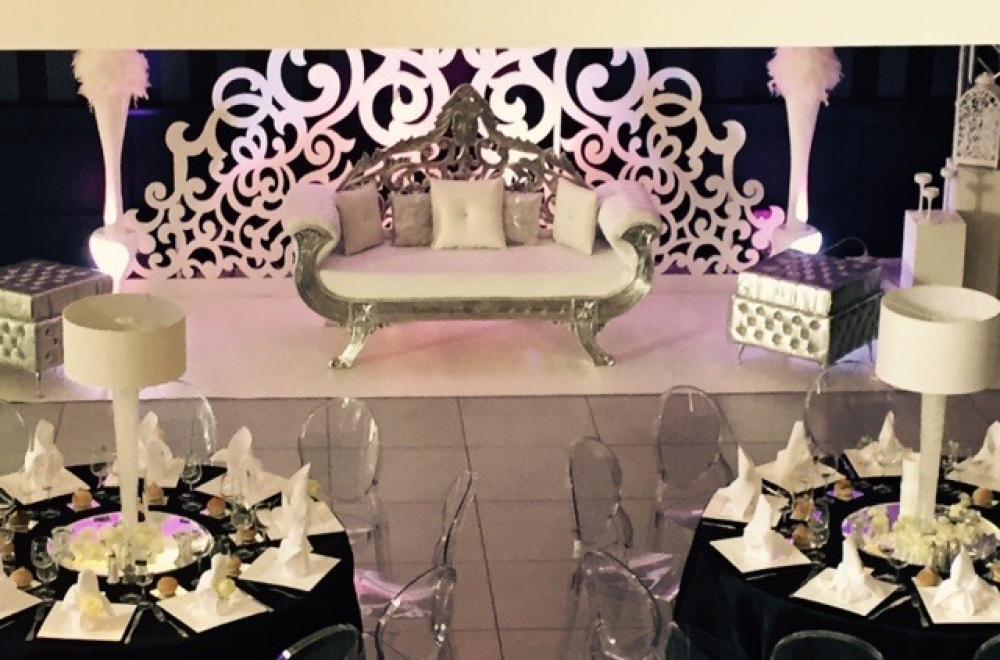 Les mariages musulmans, gastronomie halal et décoration orientale