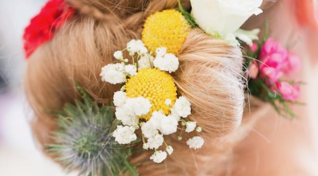 Les fleurs jaunes, clair ou vif, dans tous les styles décoratifs