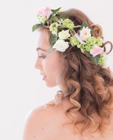 Boutonnières, et floral du cortège du mariage en déco