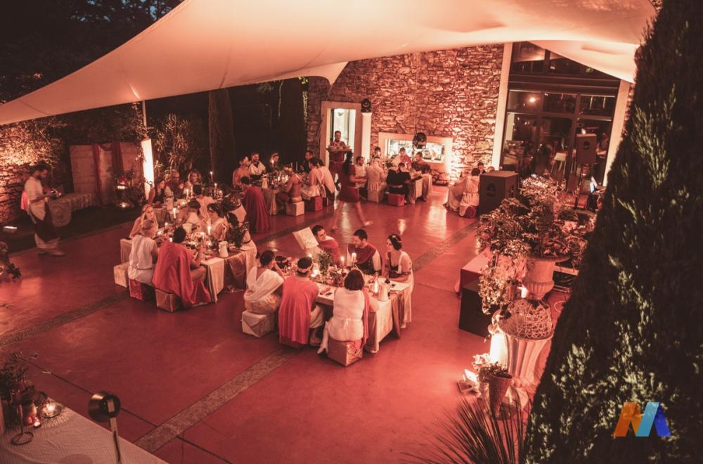 Organisation de soirées d'anniversaires, fêtes, réceptions