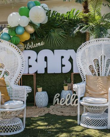 Baby Shower, une décoration thématique pour fêter le bébé