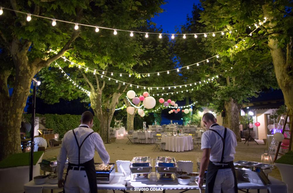 Mariage Chateau Val Joanis