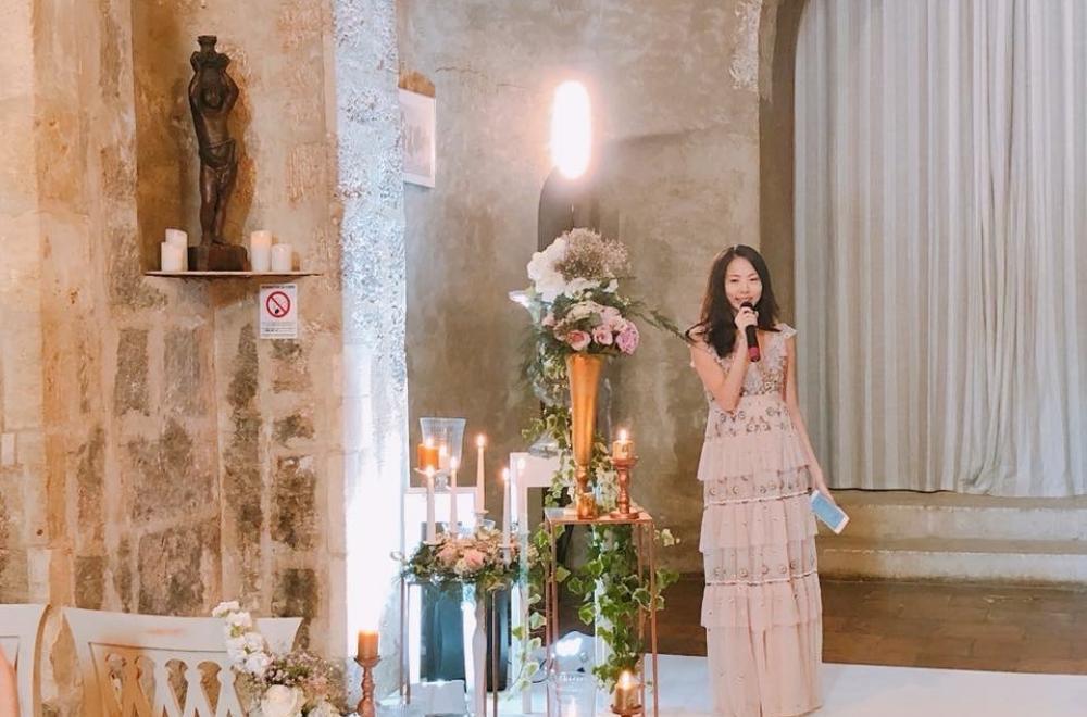 Mariage Abbayes Sainte Croix