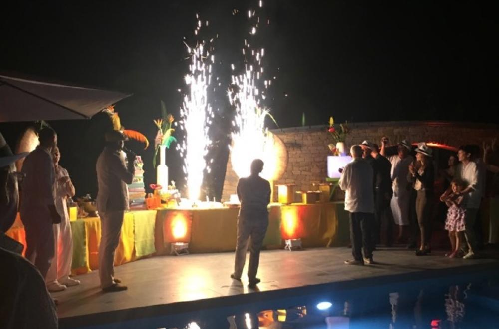 organisation baptême anniversaires soirées
