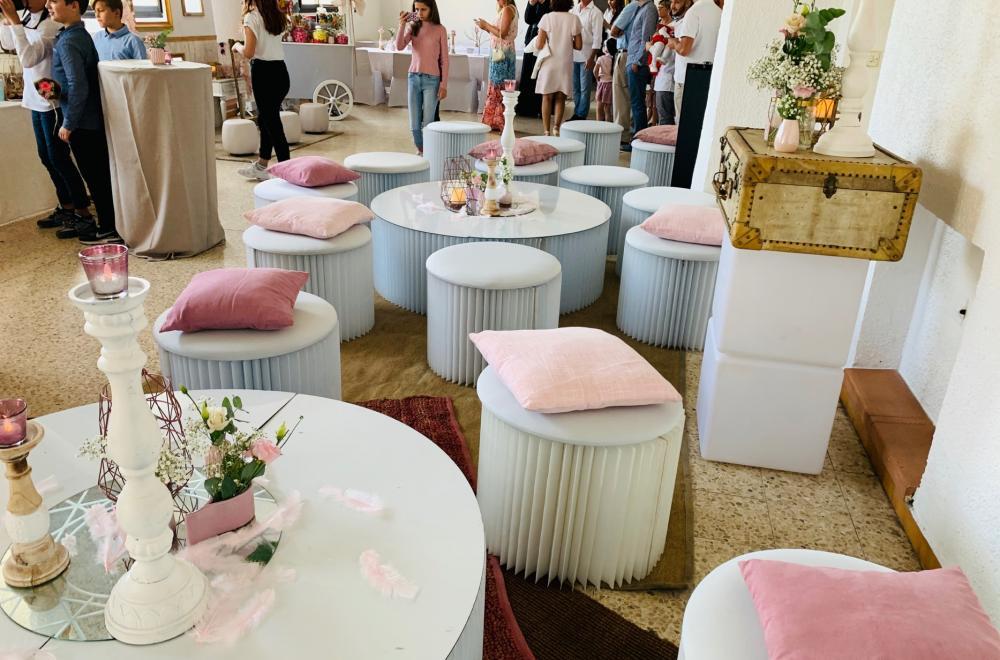 Décoration mobilier lounge