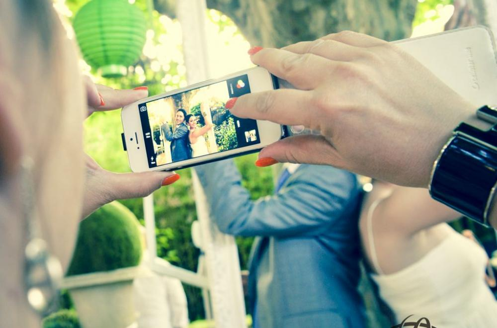 Photobooth, Photocall ou espace photo dans le thème du mariage