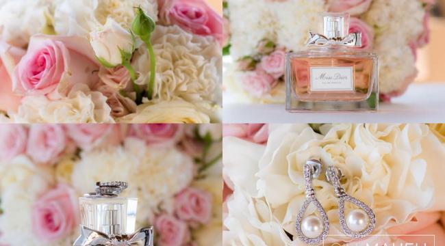 Un mariage aux couleurs roses pastels au Dolce Fregate à Bandol