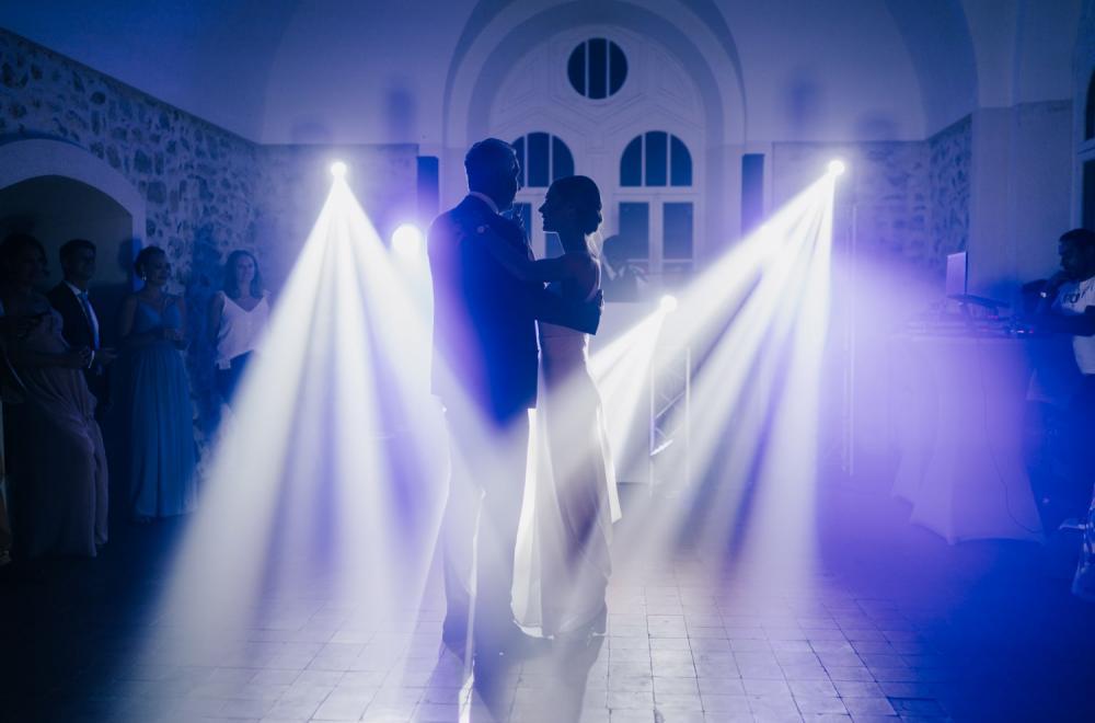 Animation de la soirée de mariage, DJ et Maitre de cérémonie