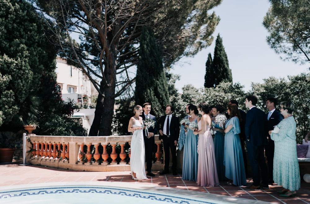 Mariage Chateau des Costes