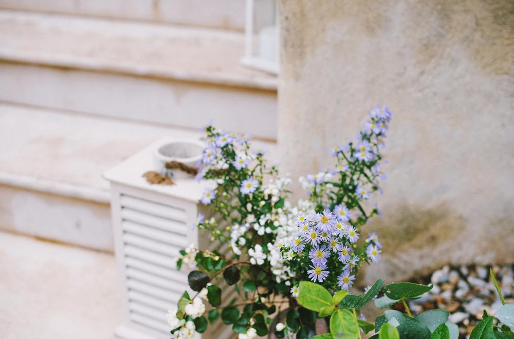 mariage décoration Provence