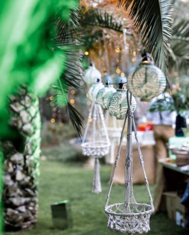 Le brunch le lendemain du mariage, ambiance et décoration