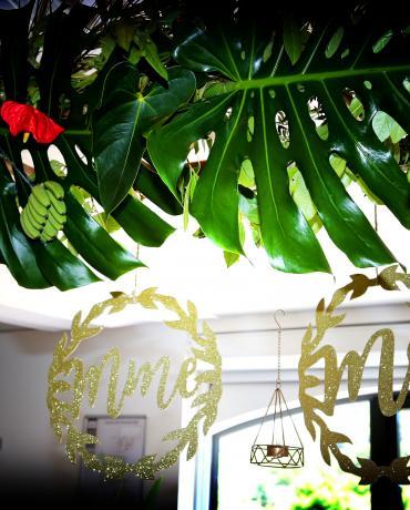 Mariage aux couleurs des Tropiques à Bandol