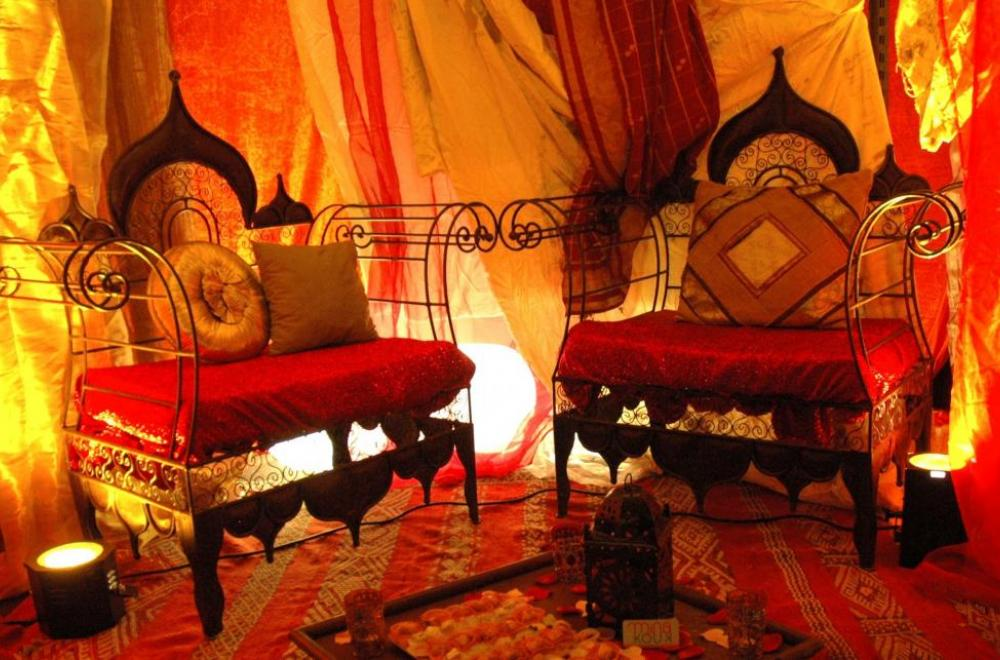location mobilier oriental