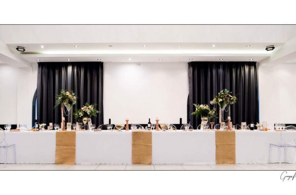 Décoration et centres de table