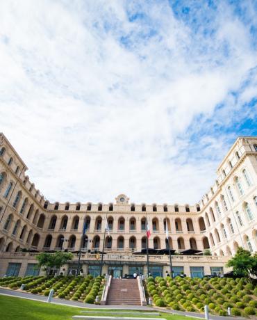 L'Intercontinental Hotel Dieu, mariages haut de gamme à Marseille