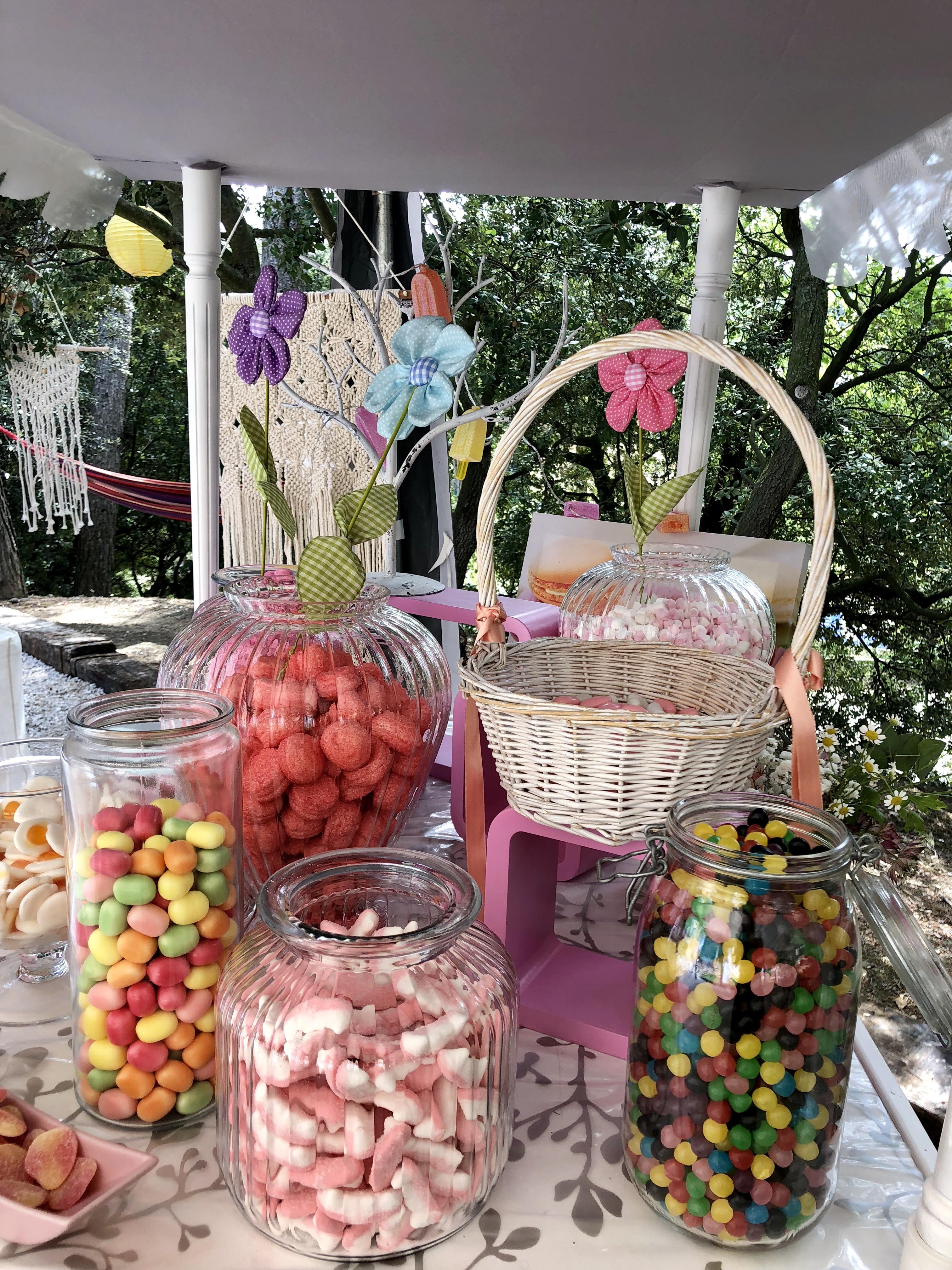 Location Candy Bar Mariage Ou Baptême En Provence