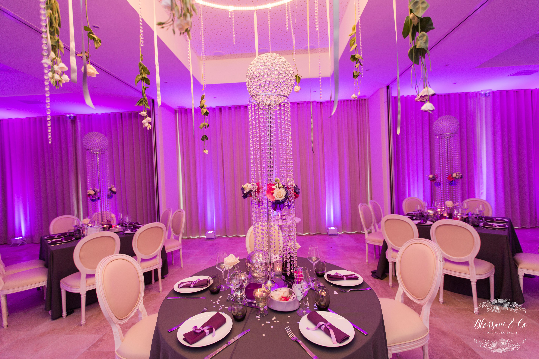 Th mes mariage soir e th me d co bling bling marseille aix en provence 13 - Deco mariage theme paris ...