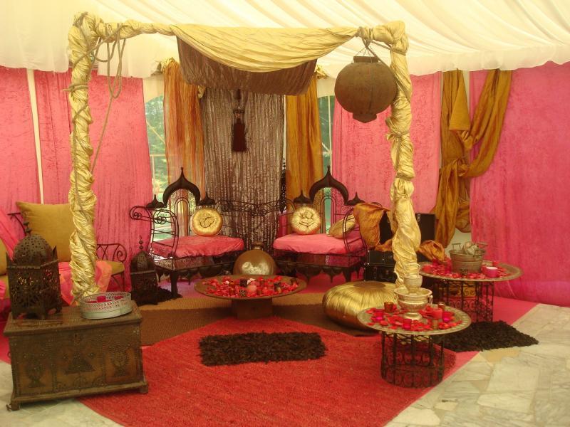 Deco kabyle - Decoration oriental mariage ...