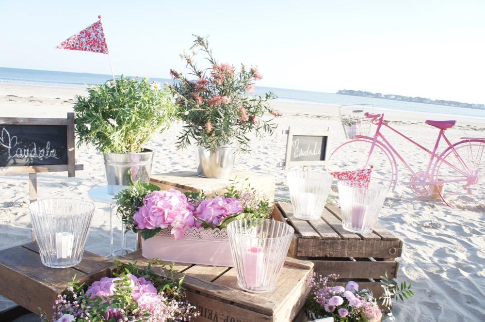 mariage a la plage. Black Bedroom Furniture Sets. Home Design Ideas